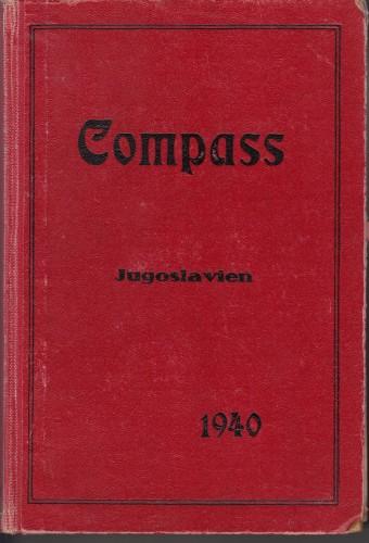 Compass : Financijalni godišnjak 1940 = Finanzielles Jahrbuch 1940 / osnovao Gustav Leonhardt.