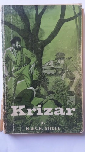 Krizar : the soul of freedom / N. & S.H. Stedul.