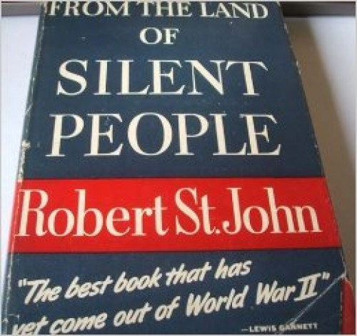 From the land of silent people / Robert St. John.