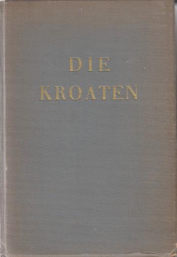 Die Kroaten / Herausgeber Clemens Diederich.