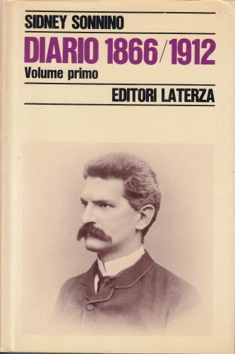 Diario / Sidney Sonnino ; a cura di Benjamin F. Brown, Piero Pastorelli ; Introduzione di Giorgio Spini.