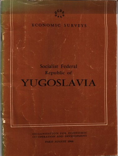 Socialst Federal Republic of Yugoslavia.