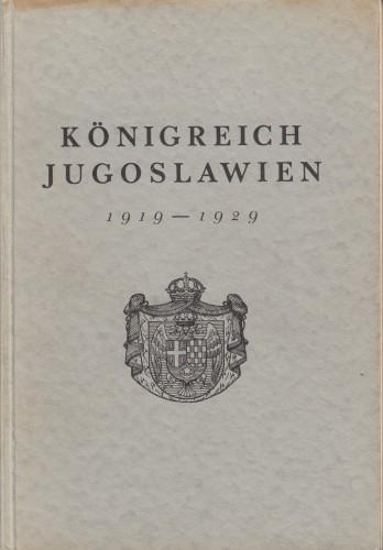 Königreich Jugoslawien : 1919-1929.