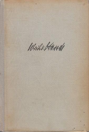 Vom andern Deutschland : aus den nachgelassenen Tagebuechern 1938-1944 / von Ulrich von Hassell.