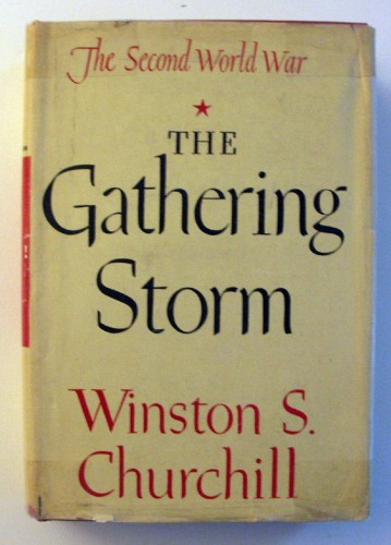 The gathering storm.
