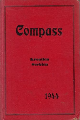 Compass : Finanzielles Jahrbuch 1943 : Kroatien, [Serbien].