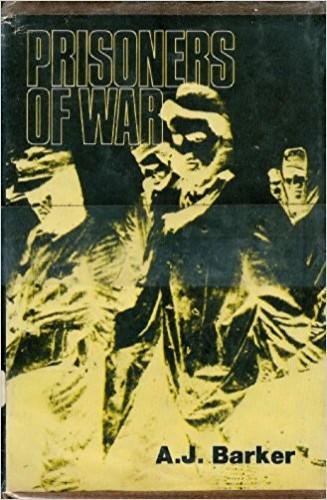 Prisoners of war / A. J. Barker.